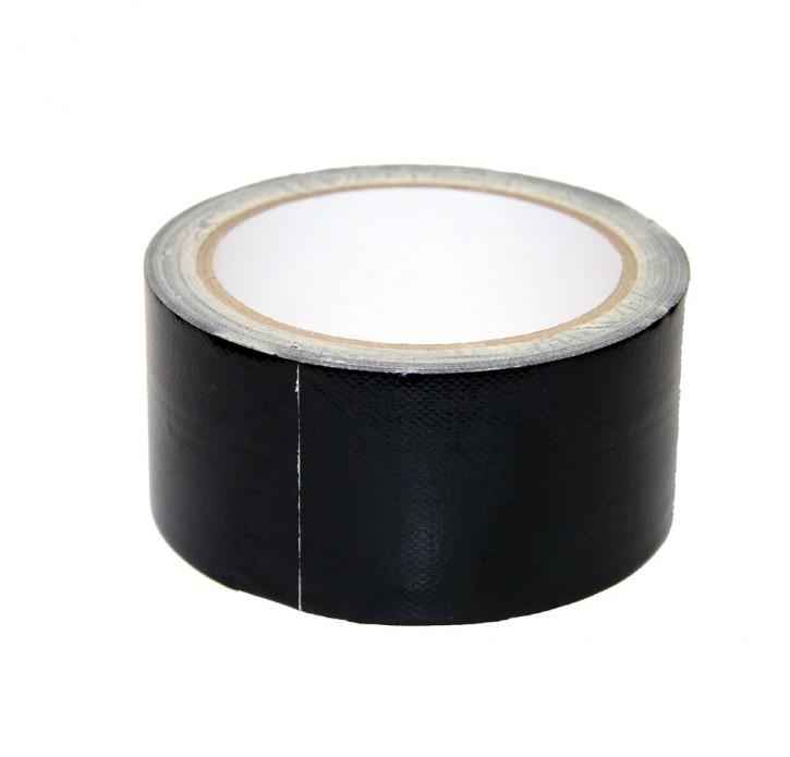 10 Meter Panzerband Gewebeband, Farbe schwarz