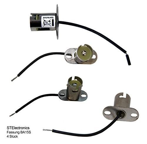 Sockel für Lampe Positionslampe BAS-15D