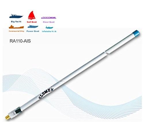 Glomex UKW - AIS RA-110 AIS Antenne AIS TX+ RX