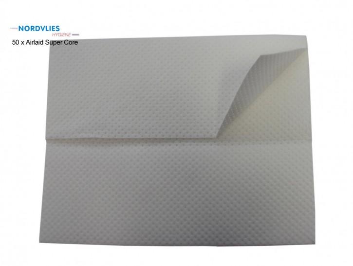 50 x WIPEX Vliestuch AIRLAID SUPER Core - SUPER CORE
