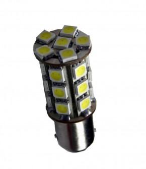 24 SMD LED Leuchte 10 bis 30 Volt - BA15D
