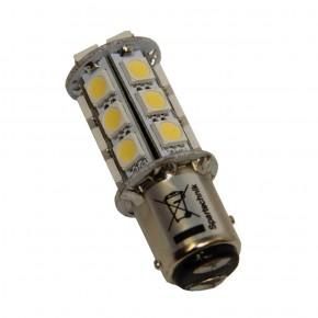 24 SMD LED Leuchte 10 bis 30 Volt - BAY15D