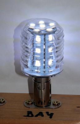 24 SMD IP LED Lampe IP65 BA-15S
