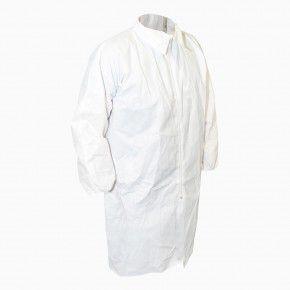 INTEGRITY Laborkittel Kittel, Lab Coat, Microporous, Kategorie 3 Schutzanzug, Größe L