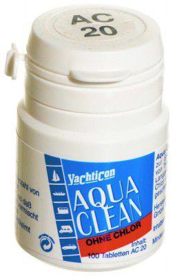 Yachticon AC 20 -ohne Chlor- 100 Tabletten für 2.000 Liter