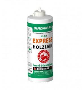 Bindan-RS Express Holzleim 1 Kilogramm Flasche