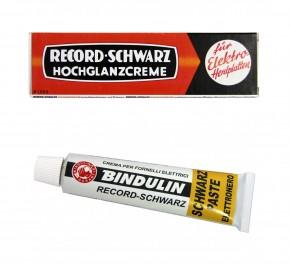 RECORD-SCHWARZ Schwarzpaste  45 ml Tube SB  Farbe: schwarz