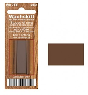 Bindulin Wachskitt Erle farbenes Kitt