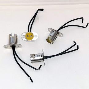 Sockel für Lampe Positionslampe BAY-15D