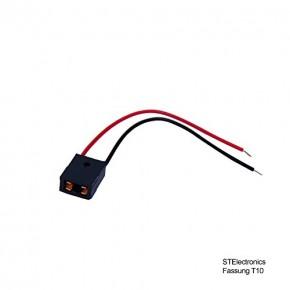 5 Stück Fassung T10 – Sockel für T 10