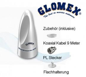 UKW Seefunkantenne RA121 von Glomex