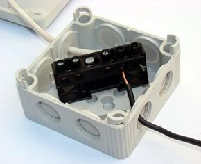 Scanstrut standard Kabelbox SB-8-5, IP66.