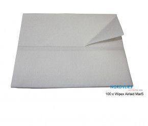 100 x WIPEX Vliestuch AIRLAID MARS, klein